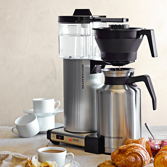 Superb Cool Technivorm Grand Coffee Maker With Thermal Carafe Williams Sonoma With Technivorm  Moccamaster. Design Ideas