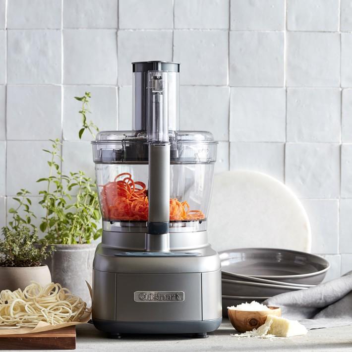 Cuisinart Food Processor Recipe For Pasta