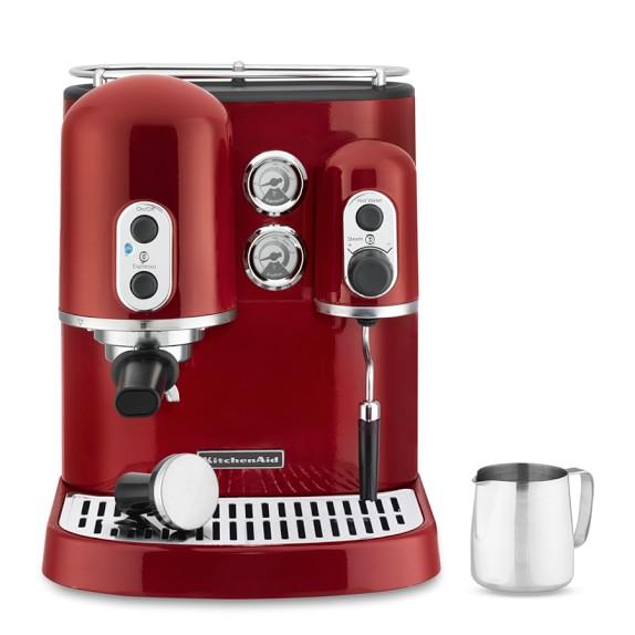 Kitchenaid Coffee Maker Repair Manual : KitchenAid Pro Line Espresso Maker Williams Sonoma