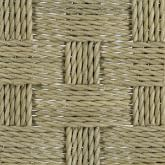 Bahia All-Weather Weave Seagrass Wood Swatch
