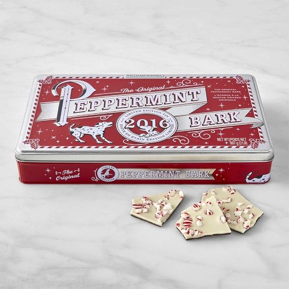 Williams Sonoma Large Peppermint Bark, 2 lbs.