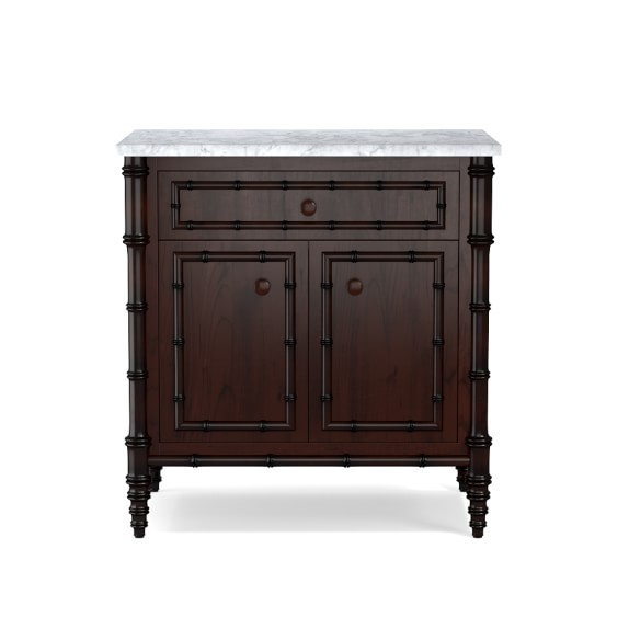 Hampstead Nightstand, Honey