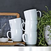 Williams Sonoma Open Kitchen Mugs, Set of 4
