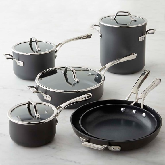 Caphalon Elite Nonstick 10-Piece Cookware Set