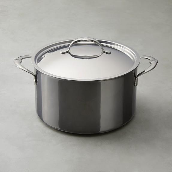 Hestan Nanobond™ Stainless-Steel Stock Pot, 8-Qt.