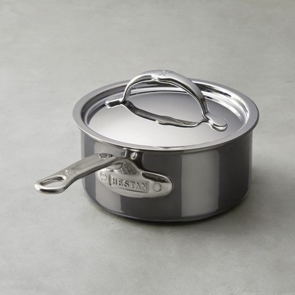 Hestan Nanobond™ Stainless-Steel Saucepan, 1 1/2-Qt.