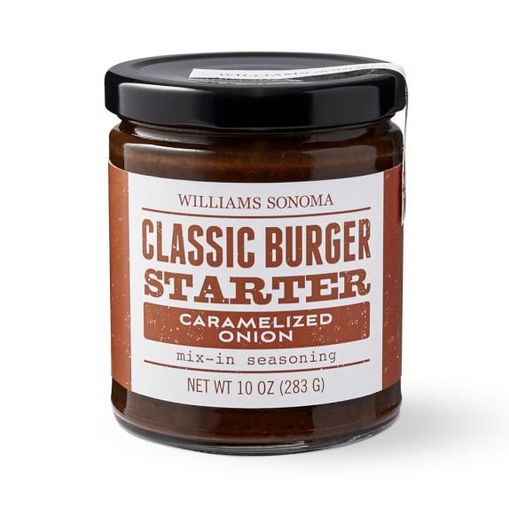 Williams Sonoma Caramelized Onion Burger Starter