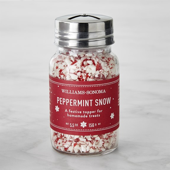 Williams Sonoma Peppermint Snow