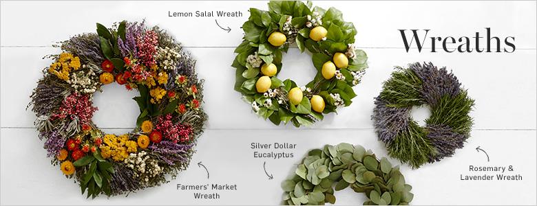 Wreaths & Trees