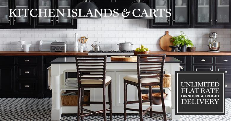 Kitchen Islands & Carts