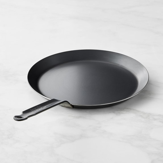 de Buyer French Steel Crêpe Pan