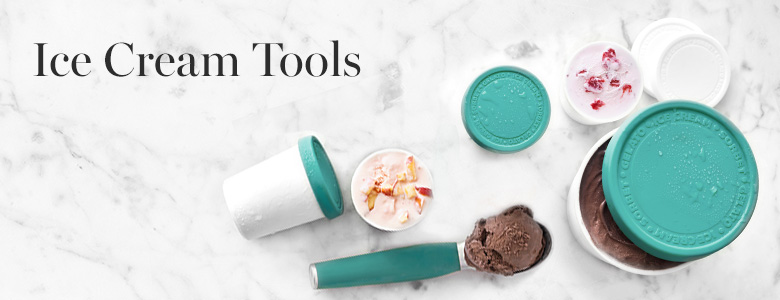 Ice Cream Tools & Pops