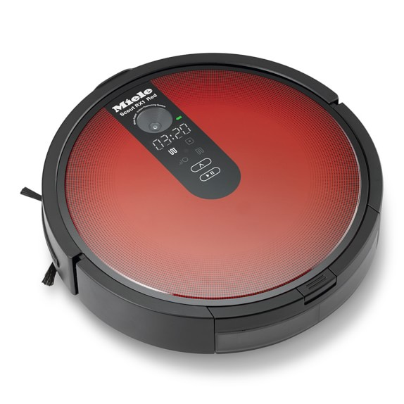 Miele Scout RX1 Robot Vacuum, Red