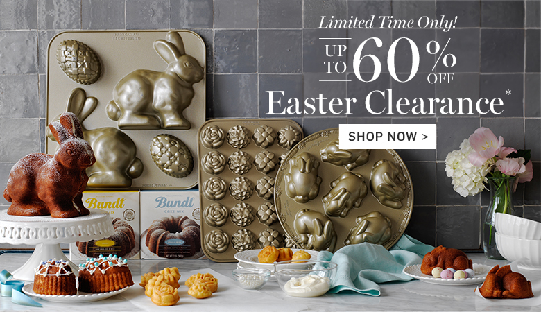 Up to 60% Off Easter Clearance