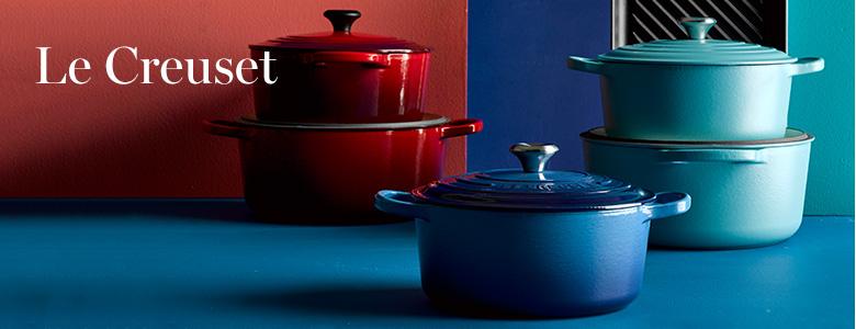 Le Creuset Cookware