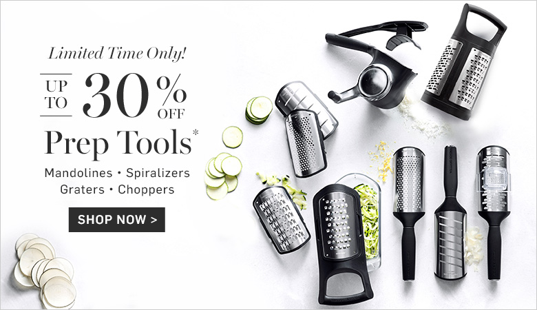 Up to 30% Off Prep Tools