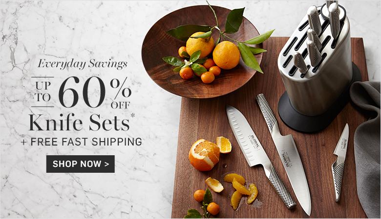 Up to 60% Off Knife Sets