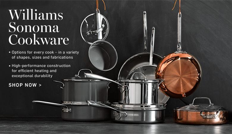 Shop Williams Sonoma Cookware