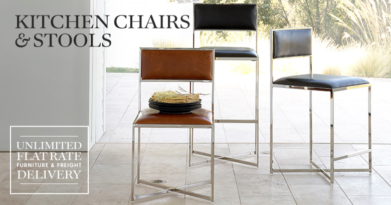 Kitchen Chairs & Stools