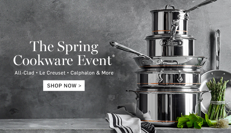 Spring Cookware Event