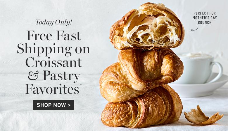 Croissants & Pastries