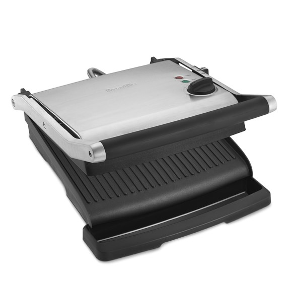 Breville Panini Press, Model #BGR200XL