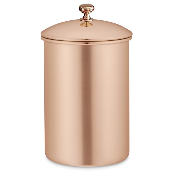Copper Canister, Small