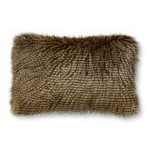 Faux Fur Pillow Cover, 14