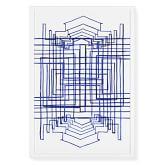 Blue Symmetry, 1