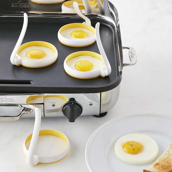 Williams Sonoma Egg Rings, Set of 4