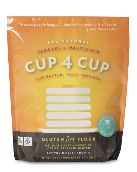 Cup4Cup Pancake & Waffle Mix