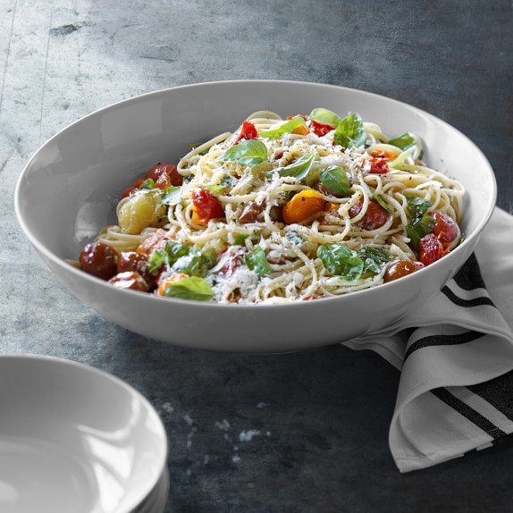 Williams Sonoma Open Kitchen Pasta Serve Bowl