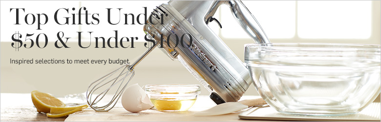 Top Gifts Under $50 &100
