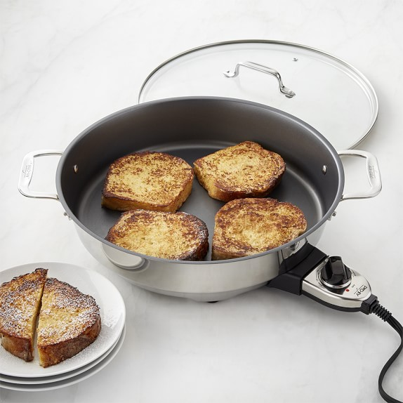 All-Clad Electric Nonstick Skillet, 7 Qt.