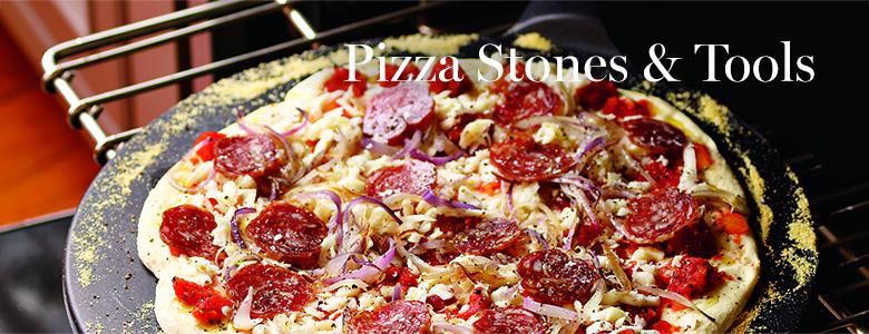Pizza Stones & Tools