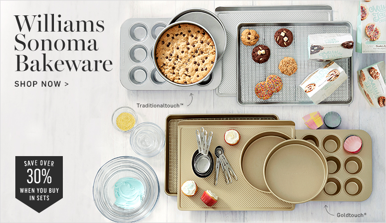 Williams Sonoma Bakeware