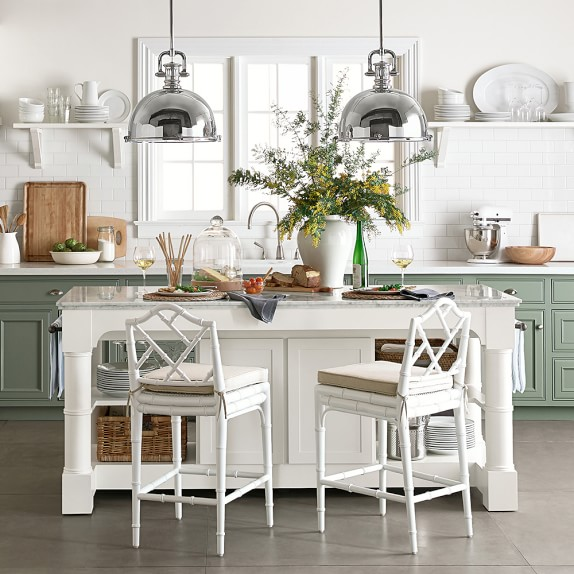 Williams Sonoma Kitchen Island
